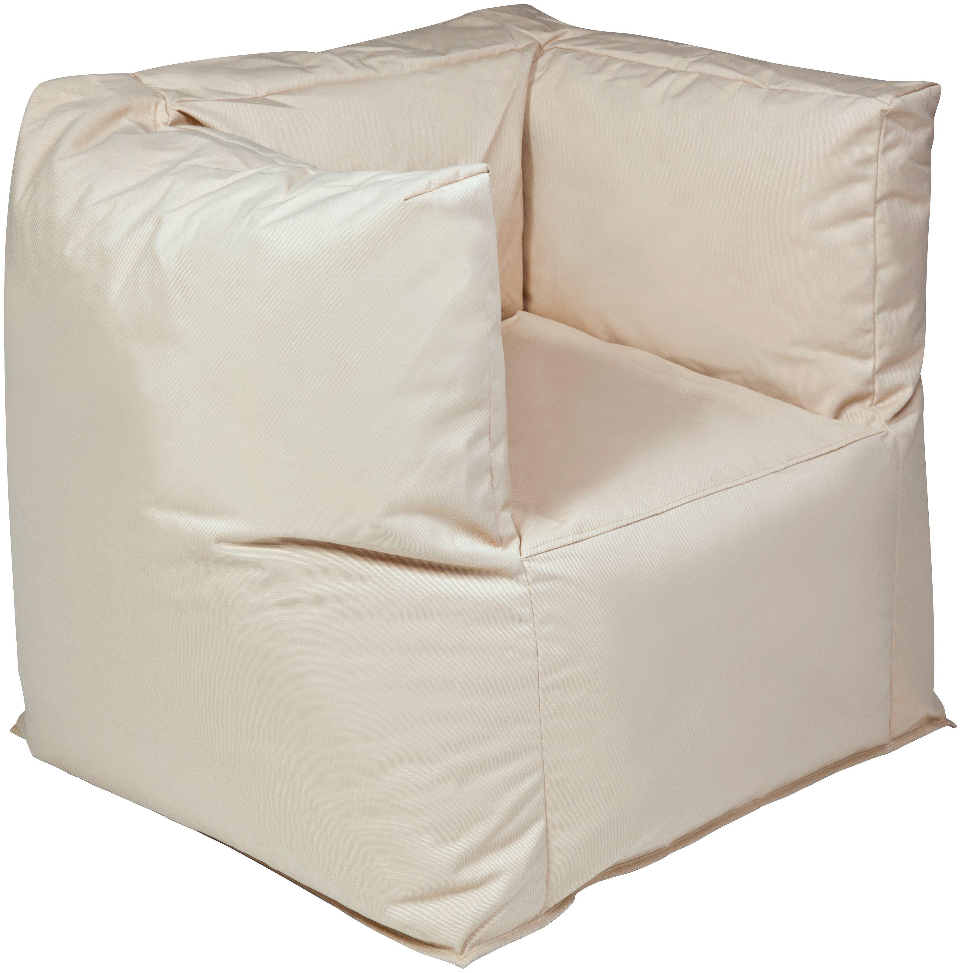 OUTBAG Sitzsack »Valley Plus«, wetterfest, für den Außenbereich, BxT: 90x60 cm | Wohnzimmer > Sessel > Sitzsaecke | Polyester | OUTBAG