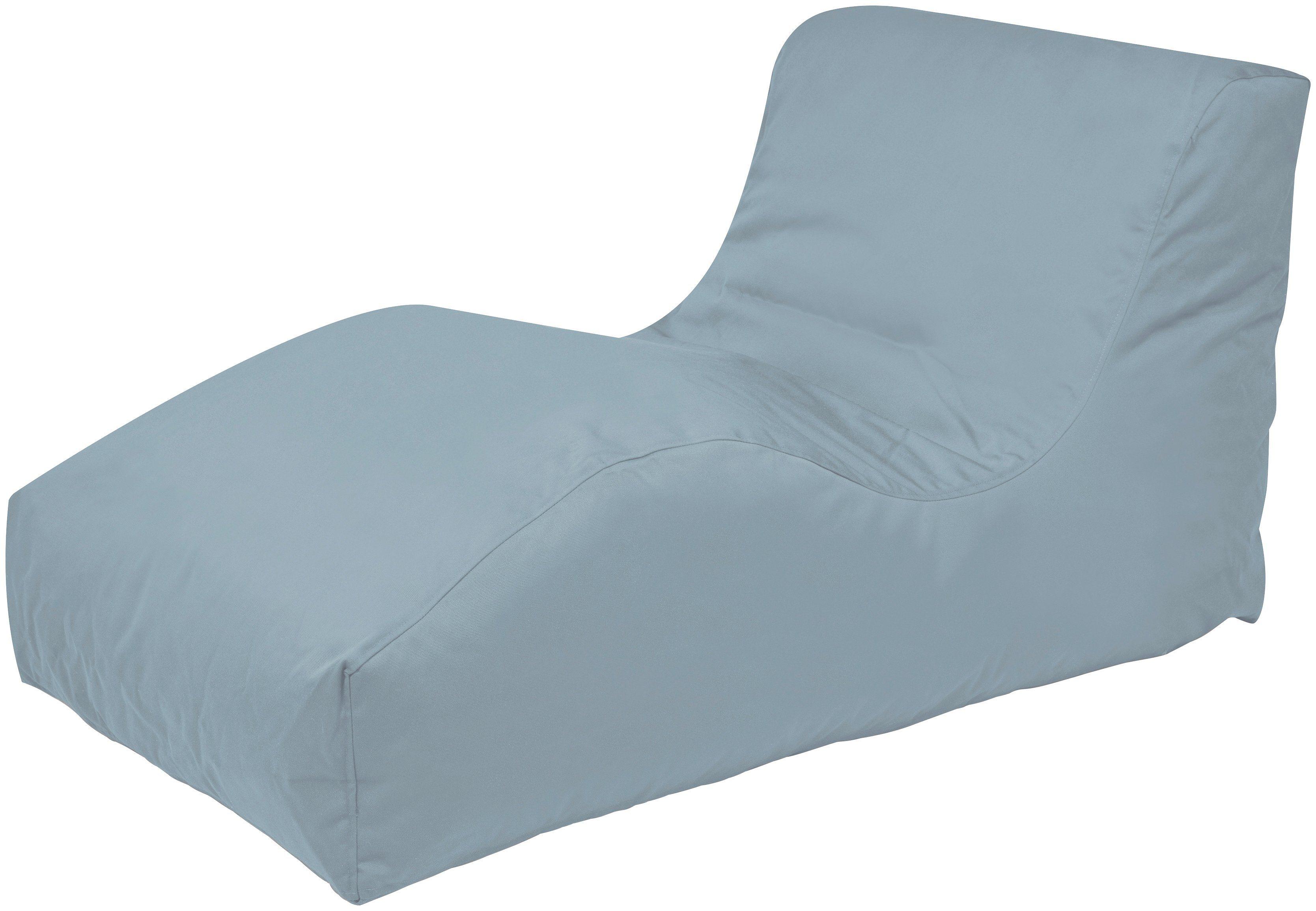 OUTBAG Sitzsack »Wave Plus«, wetterfest, für den Außenbereich, BxT: 70x125 cm | Wohnzimmer > Sessel > Sitzsaecke | Polyester | OUTBAG