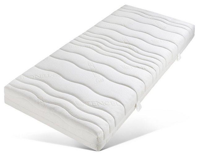 Komfortschaummatratze »Cellflex 1900«, Hemafa, 19 cm hoch, Raumgewicht: 35, (1-tlg) | Schlafzimmer > Matratzen > Kaltschaum-matratzen | Hemafa