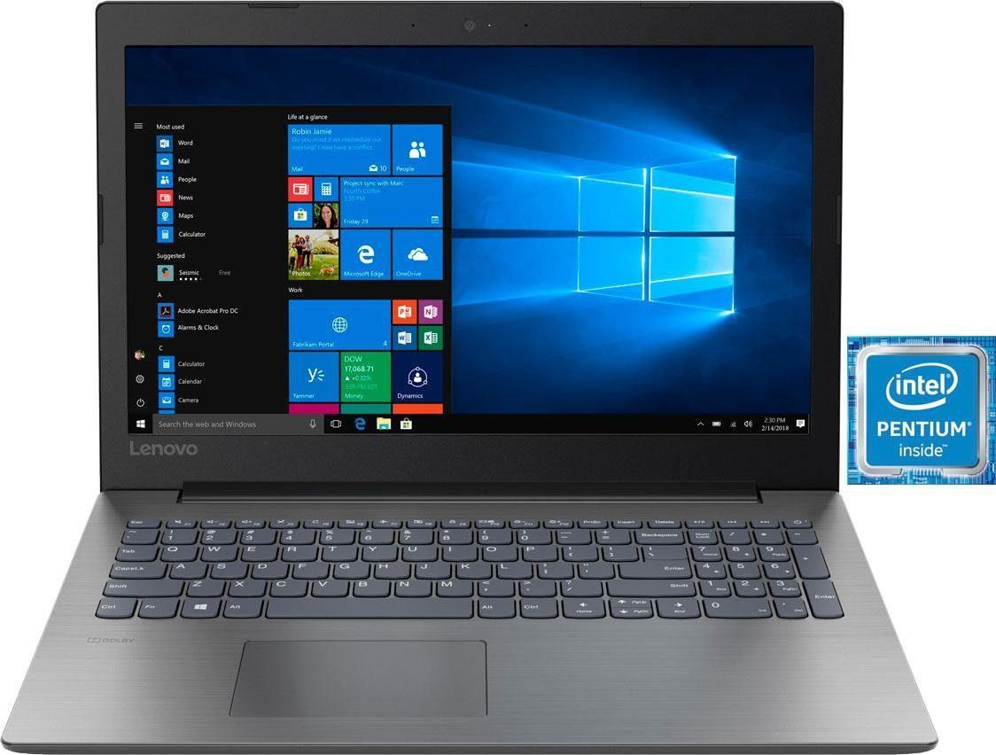 Lenovo Ideapad 330-15IKB Notebook (39,6 cm/15,6 Zoll, Intel Pentium, 256 GB SSD)
