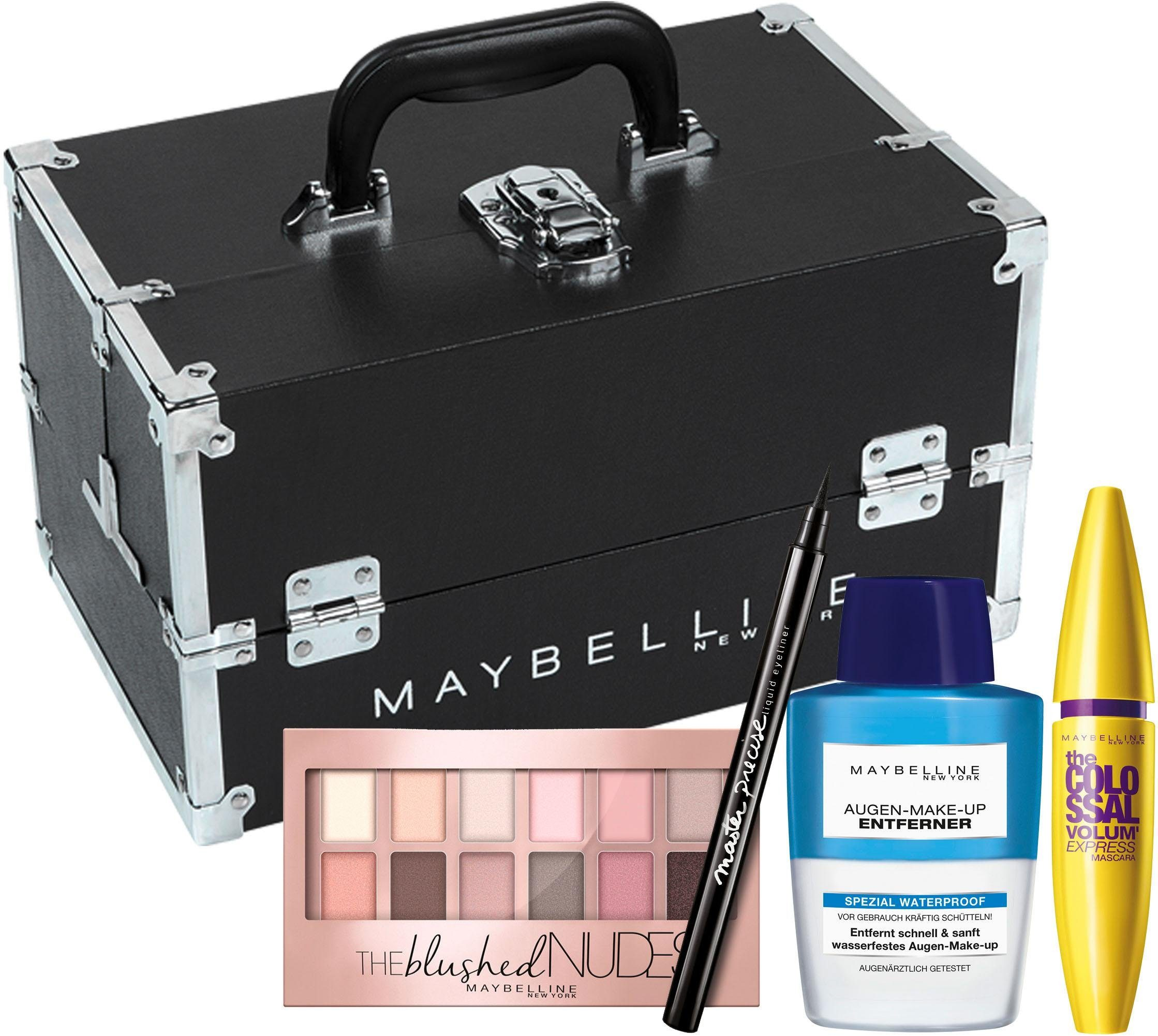 Maybelline New York, »Germany's Next Topmodel Make-Up Koffer«, Schmink-Set (5-tlg.)