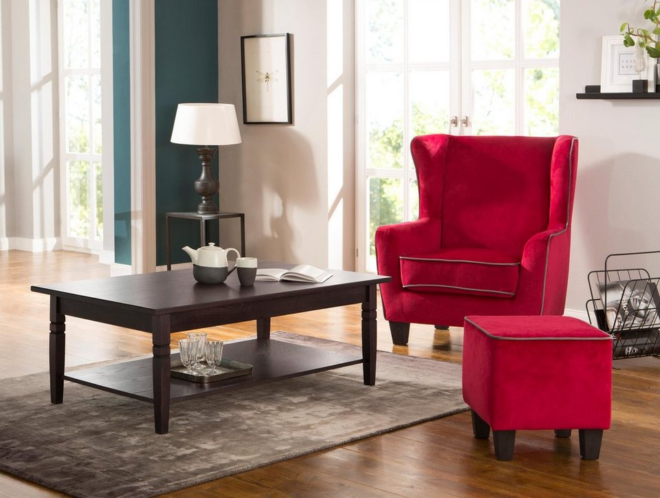 home affaire couchtisch pr29 mit ablagefl che und der platte online kaufen otto. Black Bedroom Furniture Sets. Home Design Ideas