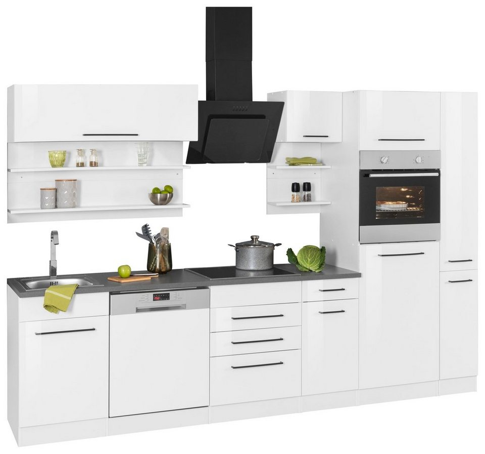 Wei Hochglanz 300 Cm Cool Finest Affordable Variante Ohne With Wei