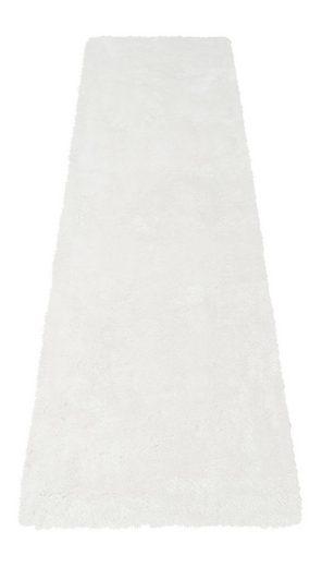 Hochflor-Läufer »Mikro Soft Super«, my home, rechteckig, Höhe 50 mm, Besonders weich durch Microfaser