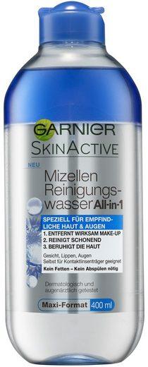 GARNIER Gesichtswasser »Skin Active Mizellen All-in-1«