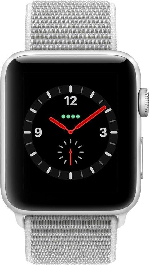apple watch series 3 gps cellular aluminiumgeh use. Black Bedroom Furniture Sets. Home Design Ideas
