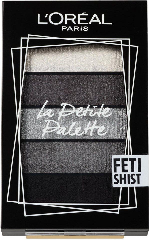 LORÉAL PARIS Lidschatten-Palette »La Petite Palette Feminist«, Puder-zu-Creme-Textur online