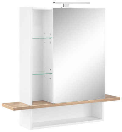 GERMANIA Spiegelschrank »GW-Novolino« mit LED Beleuchtung