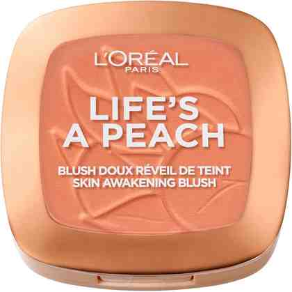 L'Oréal Paris, »Life's a peach Blush«, Rouge