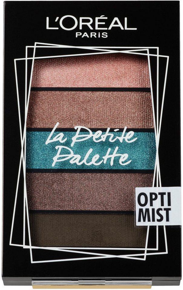 LORÉAL PARIS Lidschatten-Palette »La Petite Palette