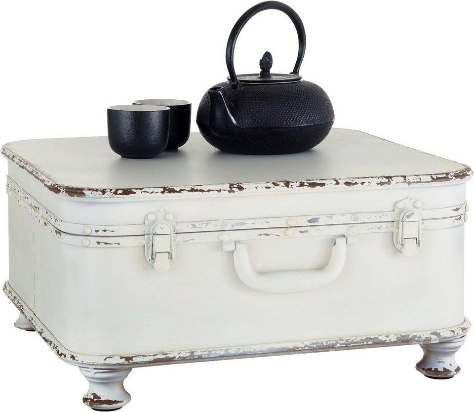home affaire beistelltisch mit stauraum kaufen otto. Black Bedroom Furniture Sets. Home Design Ideas