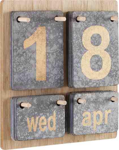 andas Kalender