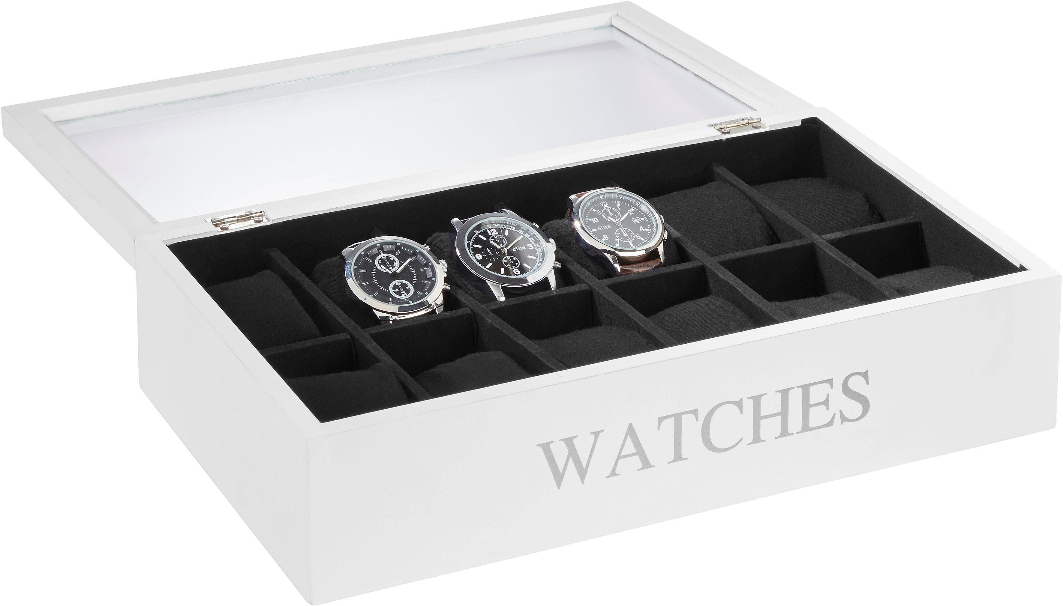 Box, Home affaire, »Uhren«