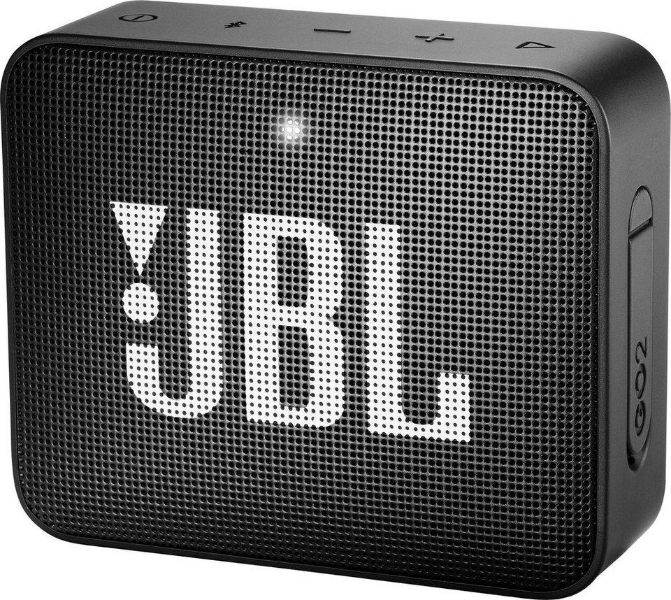JBL GO 2 kompakter Bluetooth-Lautsprecher