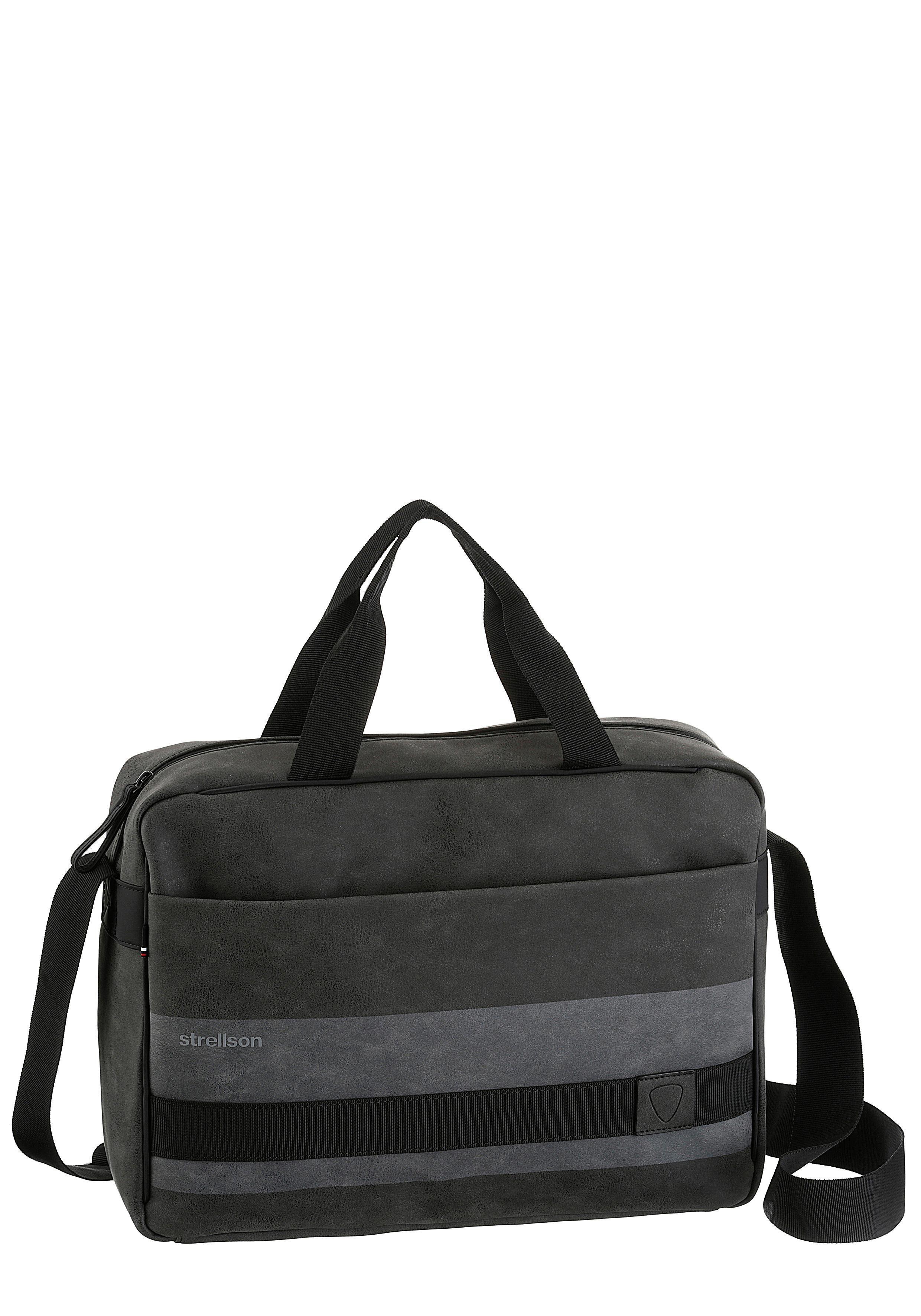 Strellson Messenger Bag, mit Laptopfach