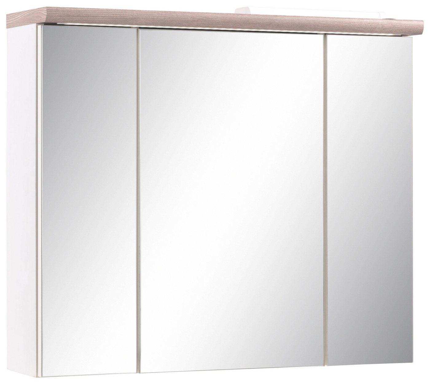 welltime  Spiegelschrank Romantic mit LED Beleuchtung  | 04038889049632