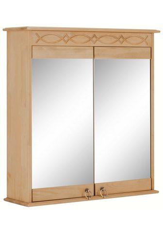 HOME AFFAIRE Spintelė su veidrodžiu »Indra«