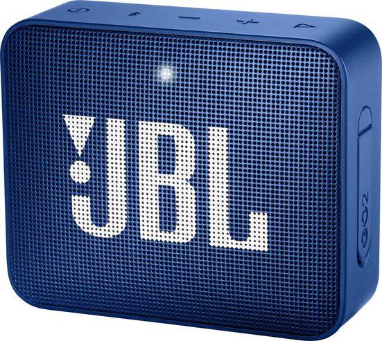 JBL GO 2 Portable-Lautsprecher (Bluetooth, 3 W)