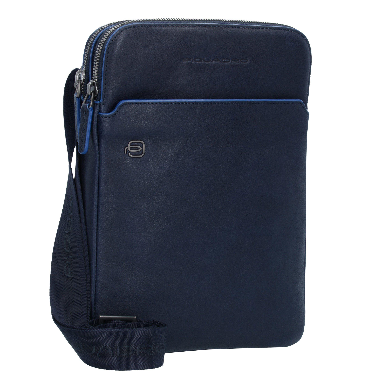 Kaufen d4a5a9p Special 20 Blue Umhängetasche Online nr Leder Square Artikel Piquadro Cm xF8Swf