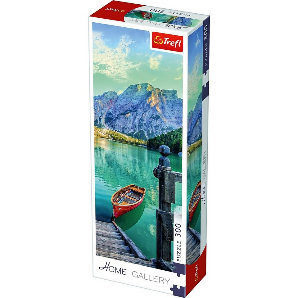 Trefl Home Gallery Puzzle - Bergsee (300 Teile)