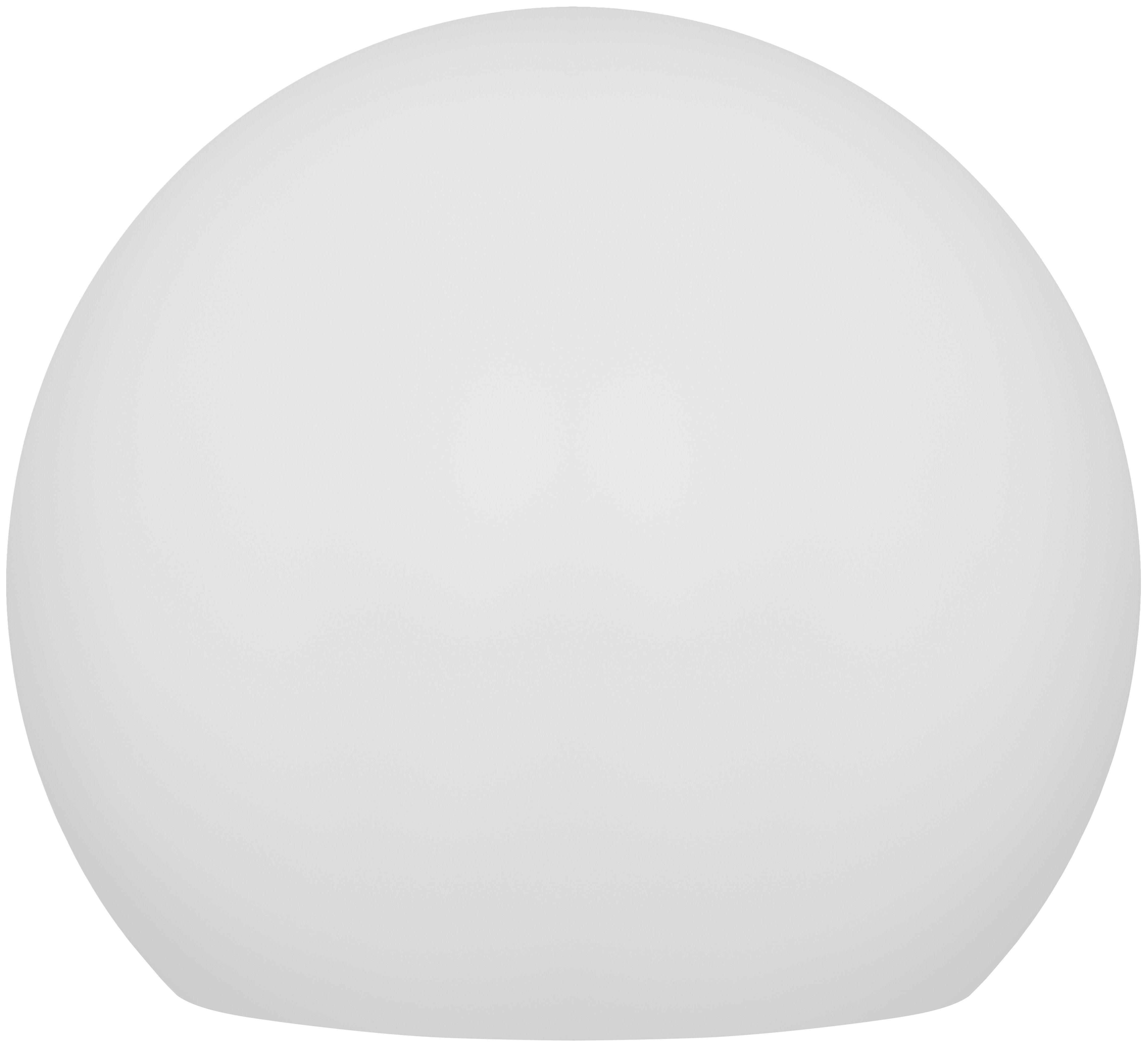 Telefunken RGB LED Außenbeleuchtung, 8 x 1,2 W »Solar Gartenleuchte Ball Connectivity 40 cm«