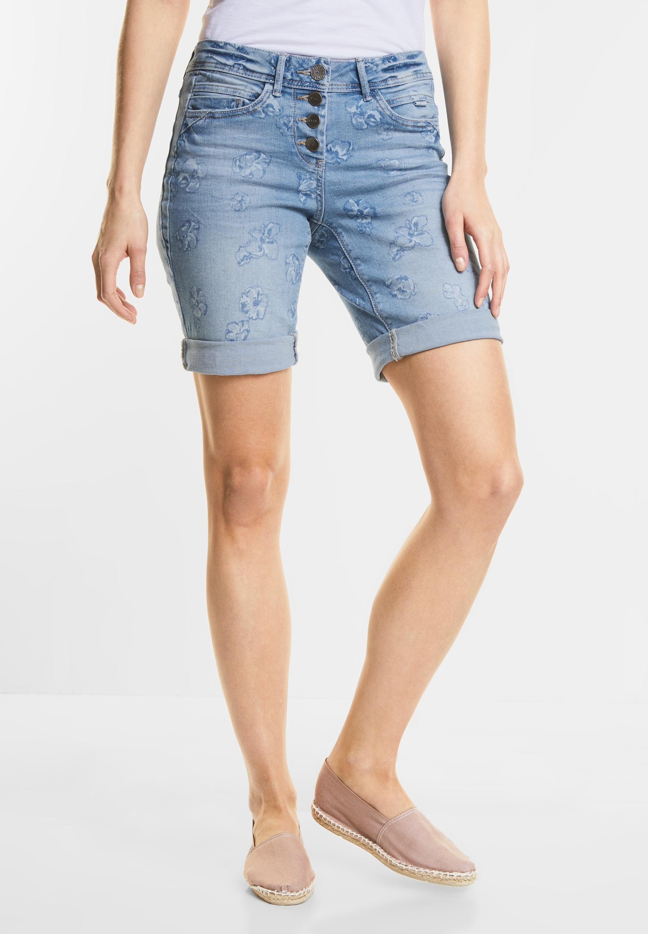 Cecil Jeansshorts