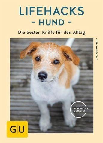 Broschiertes Buch »Lifehacks Hund«