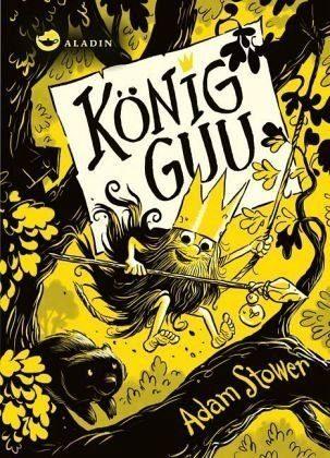 Gebundenes Buch »König Guu«