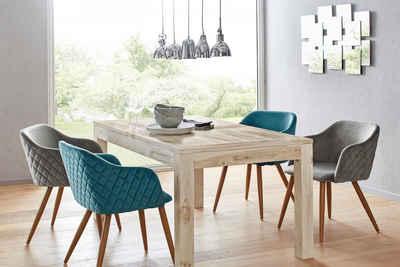 Esszimmerstuhle Kaufen Essstuhl Design Klassisch Otto