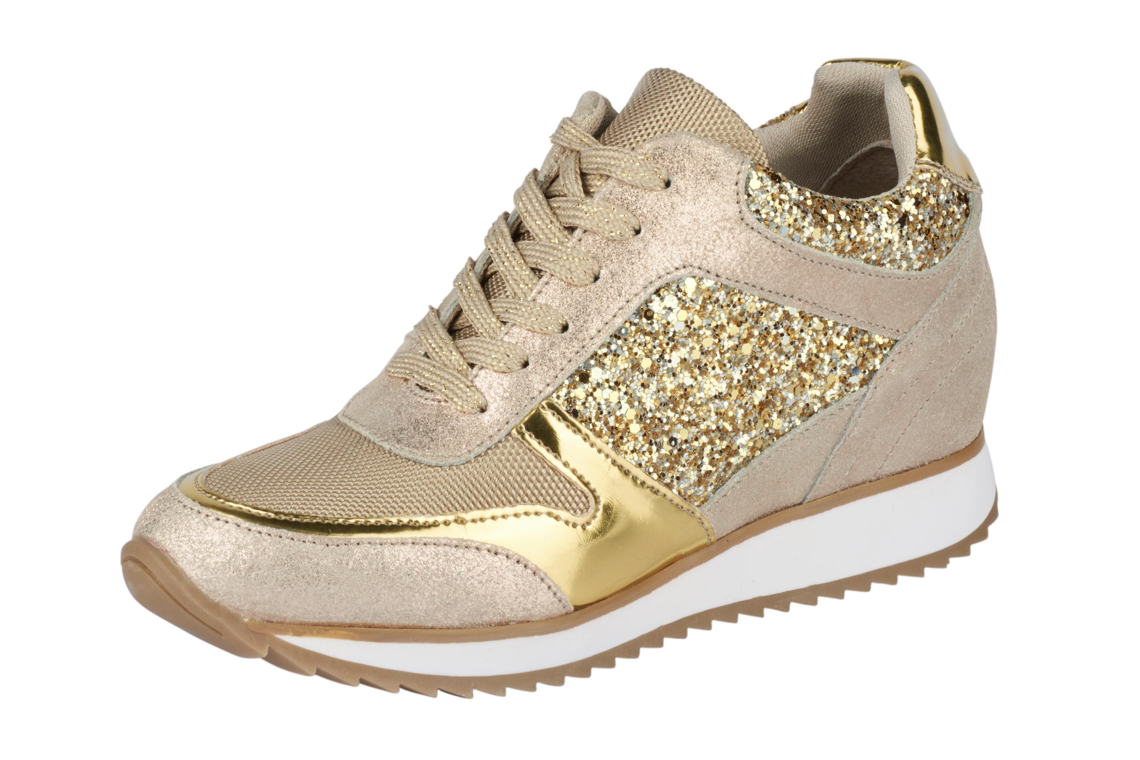 Aufwendigen Heine GlanzeffektSportives Vielen Mit Sneaker Online Details Design KaufenOtto uFK1cTJ3l
