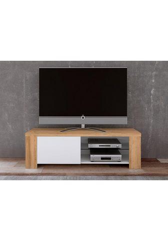 HMW TV-staliukas plotis 150 cm su 1 du...