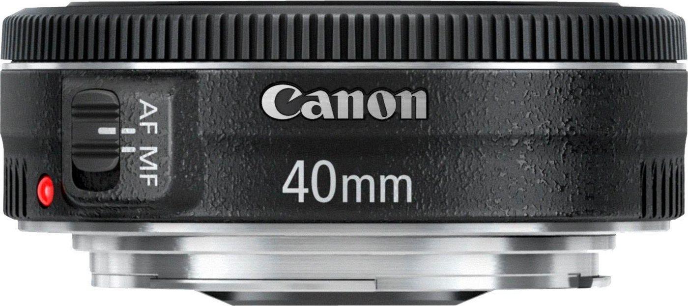 Objektive - Canon »EF40MM F2.8 STM« Pancakeobjektiv  - Onlineshop OTTO