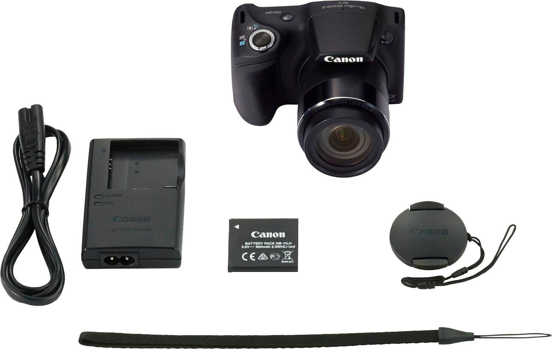 »PowerShot SX430 IS« Bridge-Kamera (20 MP, 45x opt. Zoom, NFC, WLAN (Wi-Fi)