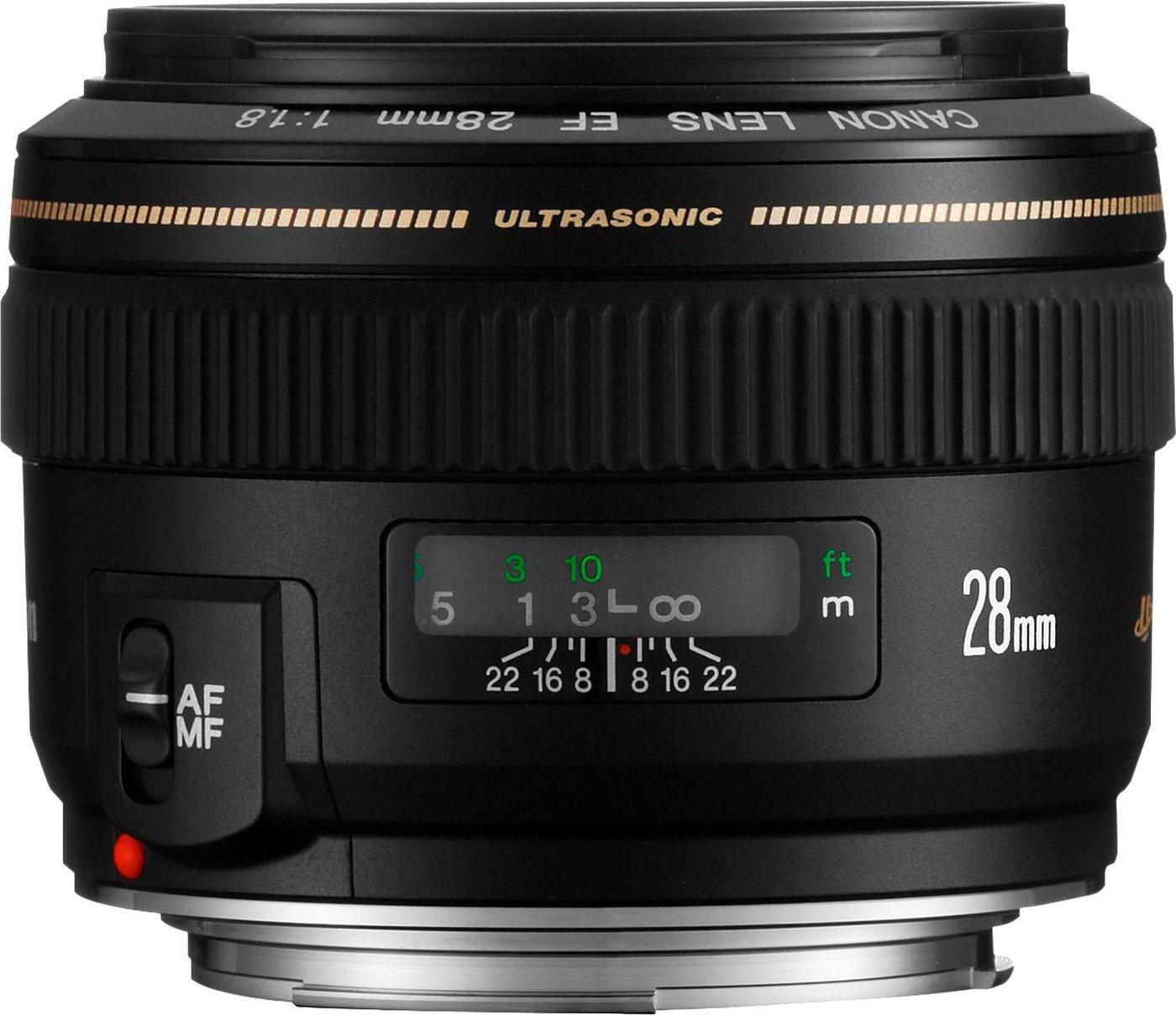 Objektive - Canon »EF28MM F1.8 USM« Weitwinkelobjektiv  - Onlineshop OTTO