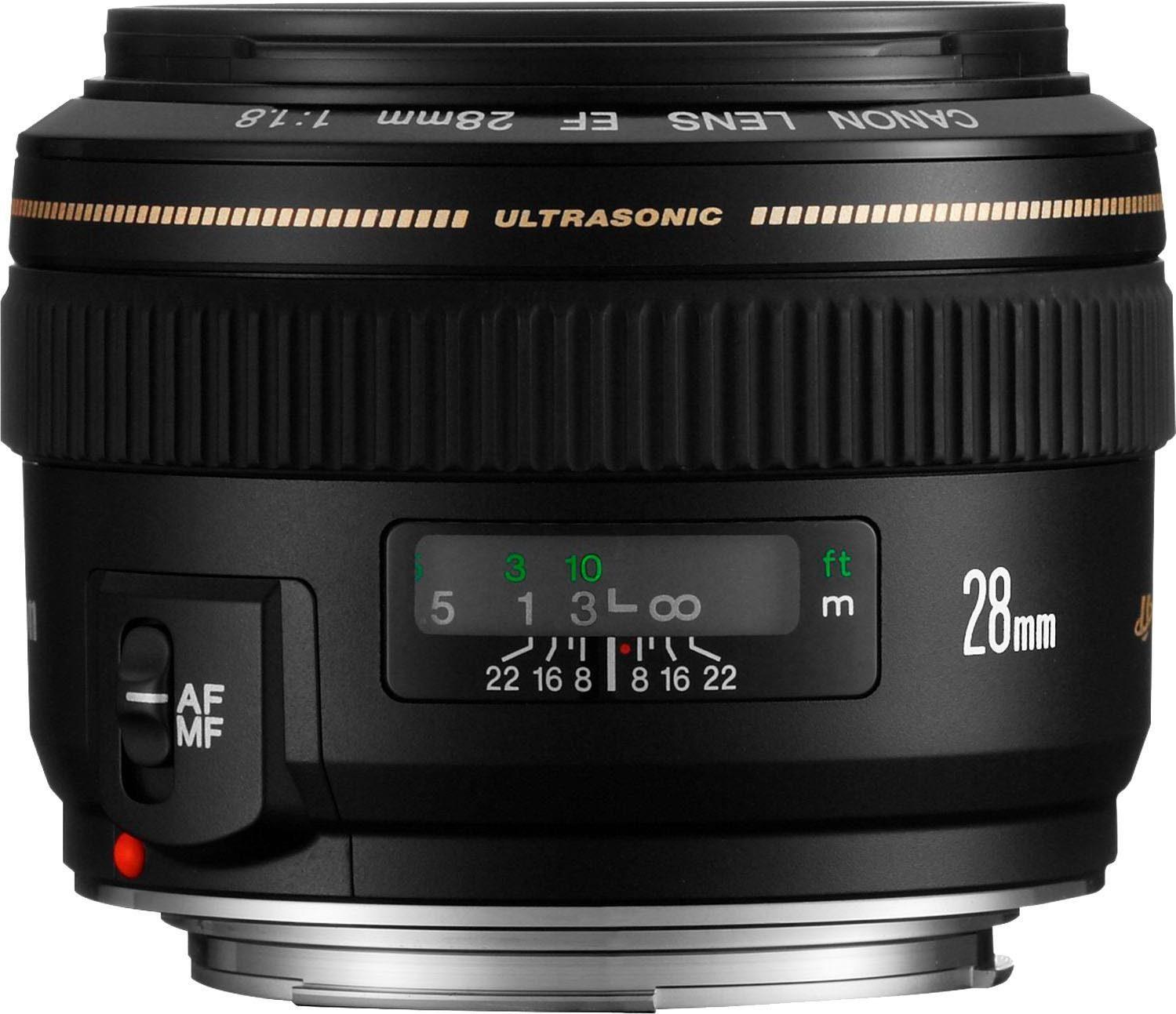 Canon »EF28MM F1.8 USM« Weitwinkelobjektiv