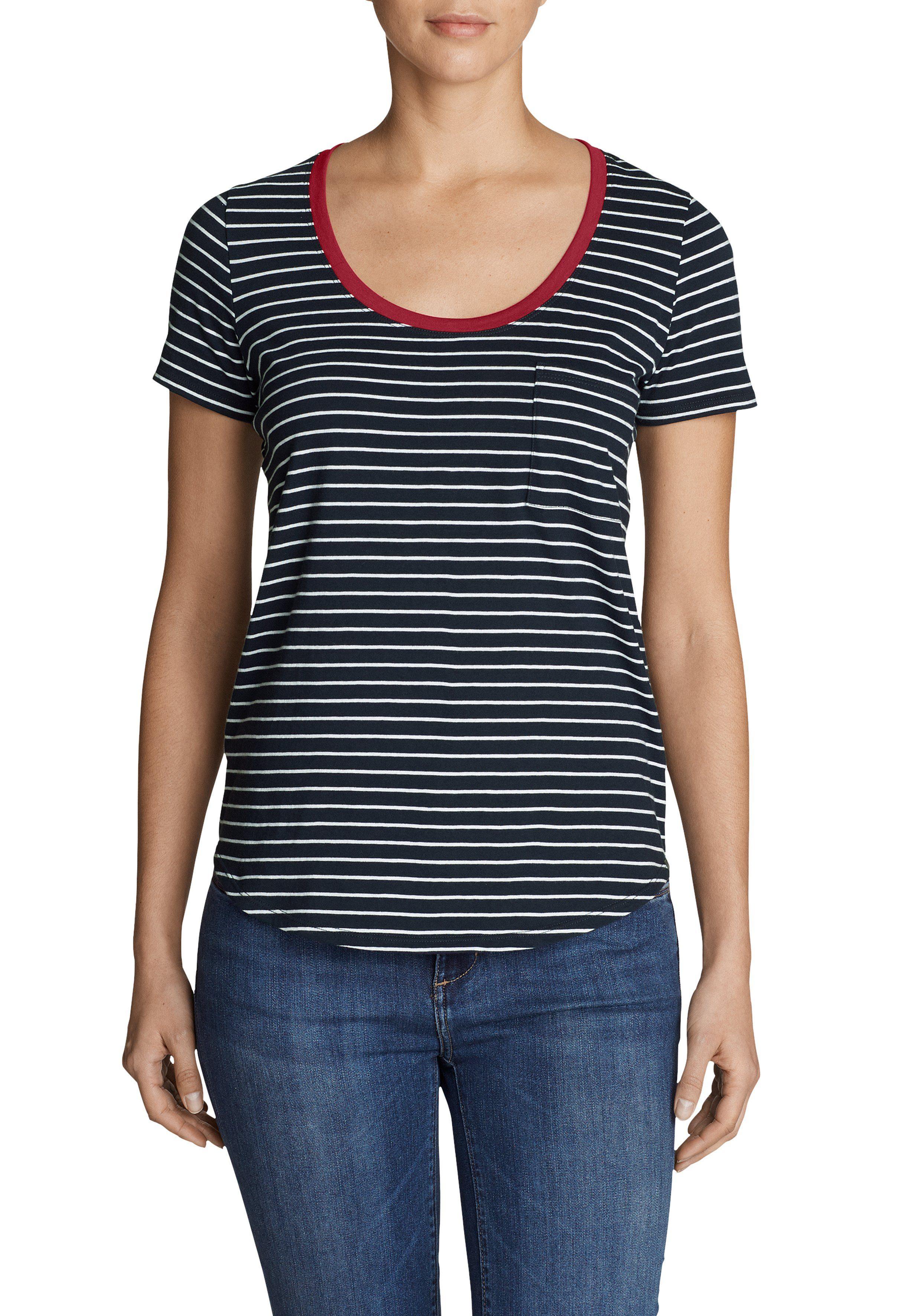 Eddie Bauer T-Shirt Gypsum T-Shirt - Americana