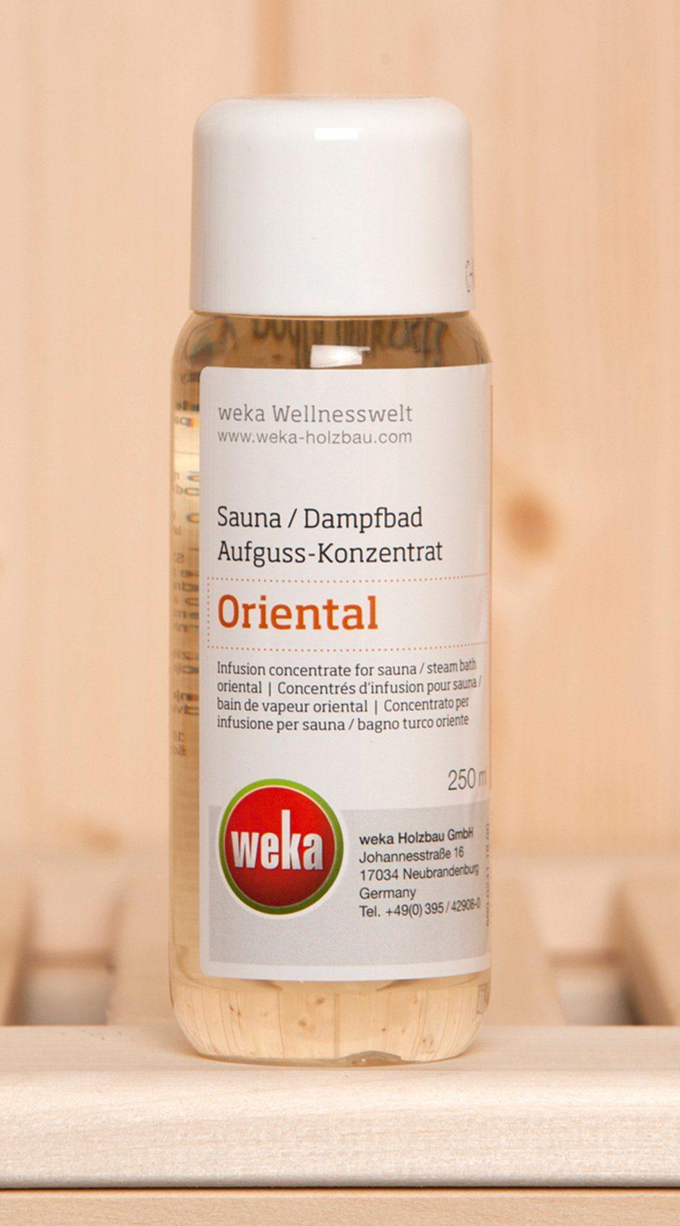 WEKA Aufgusskonzentrat »Oriental«, 250 ml