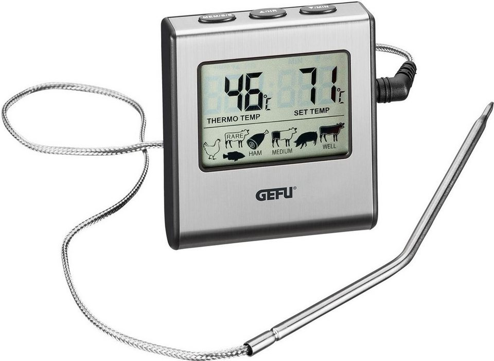 Gefu Digitales Bratenthermometer