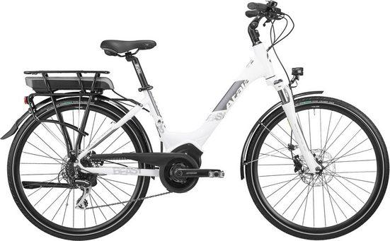 Atala E-Bike »B-Easy S«, 8 Gang Shimano RD-M 360 Schaltwerk, Kettenschaltung, Mittelmotor 250 W