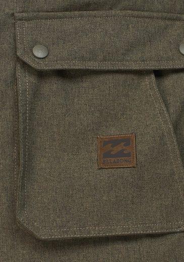 Parka Billabong Extra Heath Brusthöhe »military eingrifftaschen Auf Alves« FZdZOqHw