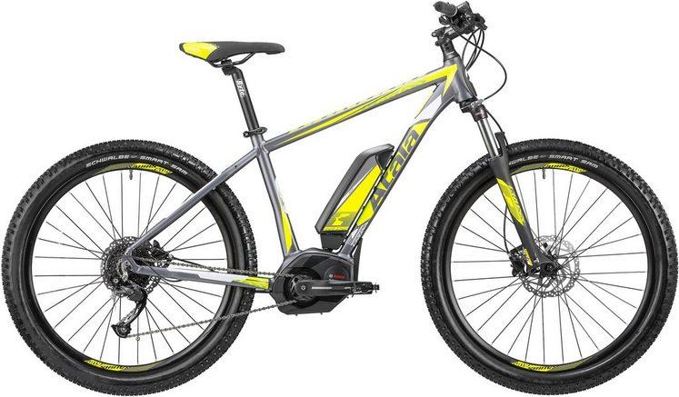 Atala E-Bike »B-Cross CX500«, 9 Gang Shimano RD-M 2000 Schaltwerk, Kettenschaltung, Mittelmotor 250 W