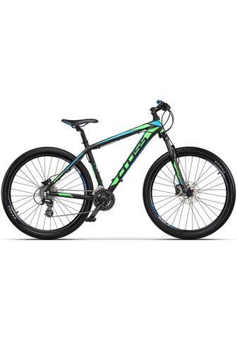 CROSS Kalnų dviratis 24 Gang Shimano Altus R...