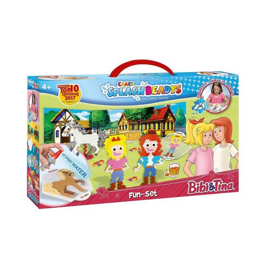 CRAZE Splash Beadys Fun Set - Bibi & Tina