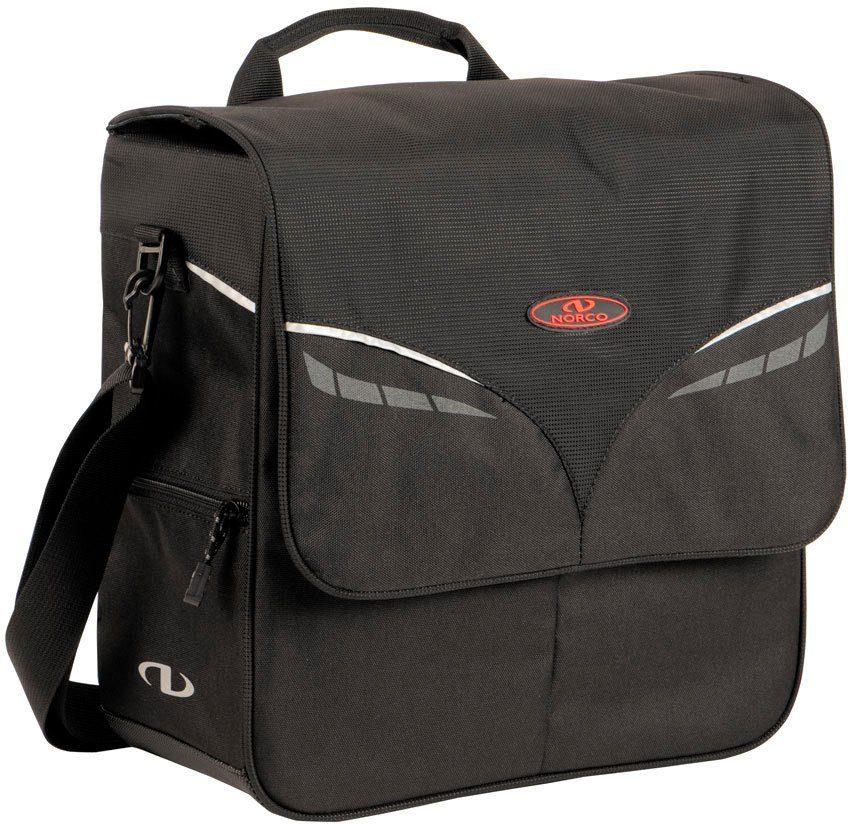 Norco Gepäckträgertasche »Boston City Tasche«