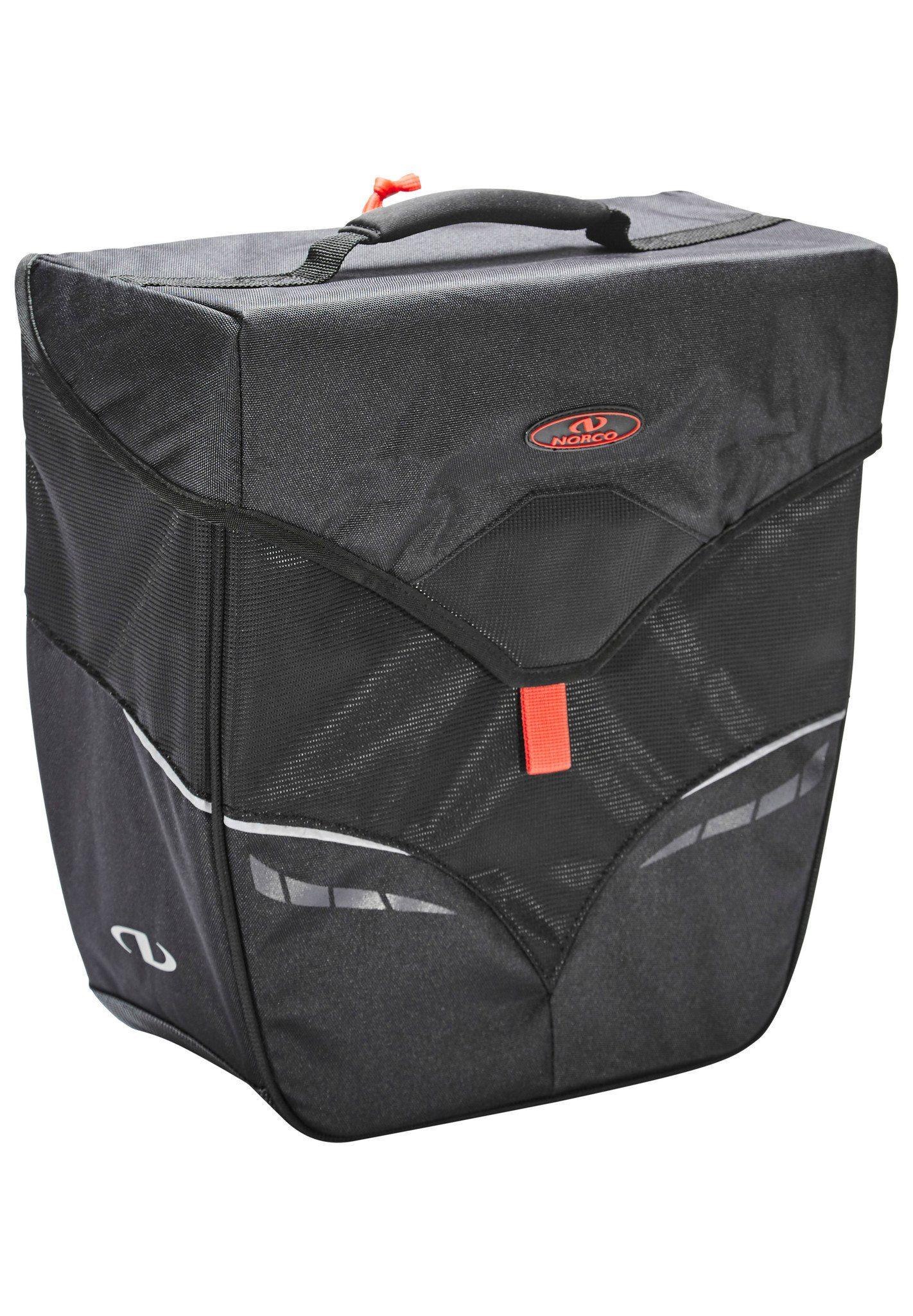 Norco Gepäckträgertasche »Utah City Tasche«