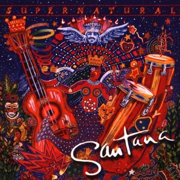 Audio CD »Santana: Supernatural«
