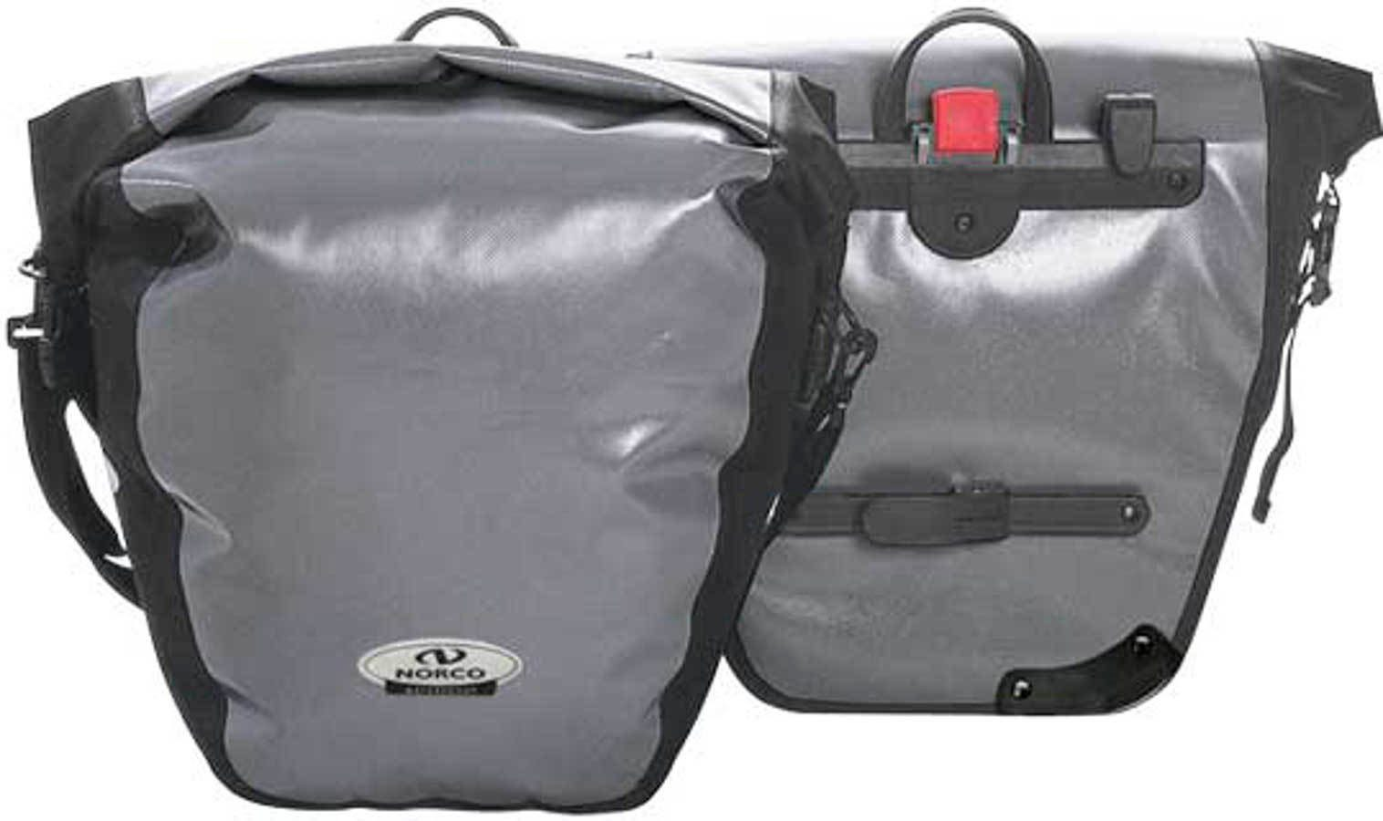 NORCO Gepäckträgertasche »Arkansas Hinterradtasche«