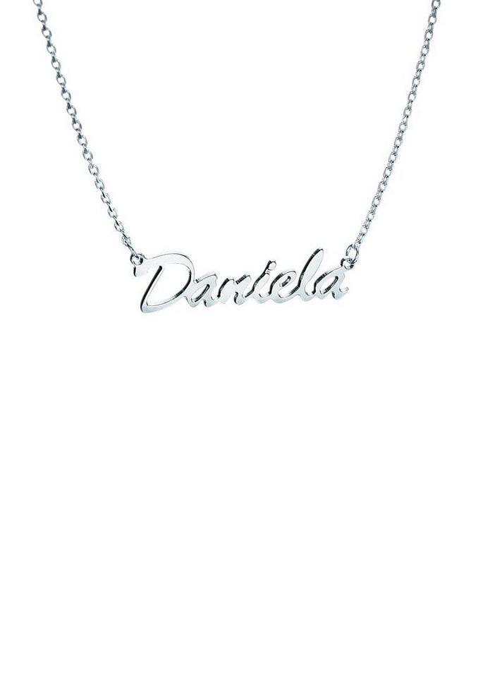 Firetti Namenskette »individuell mit Namen gestalten« | Schmuck > Halsketten > Namensketten | Firetti