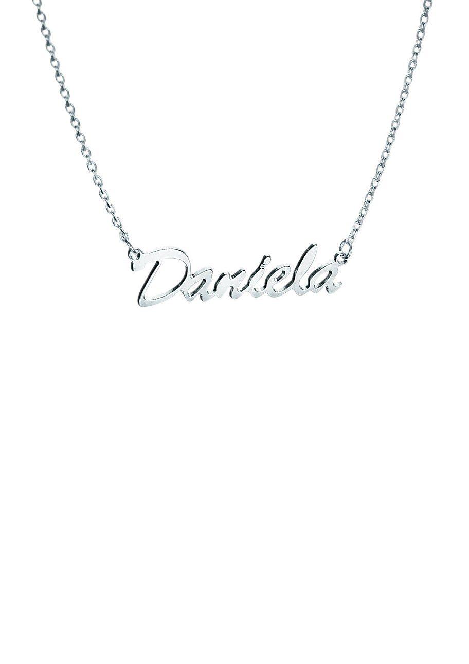 firetti Halsschmuck: Halskette / Namenskette individuell mit Ihrem Namen
