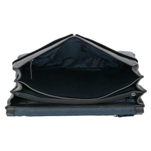Laptopfach Leonhard Roma Leder 41 Cm Aktentasche Heyden 0wOxqw8Z